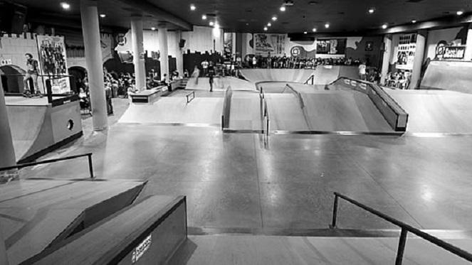 Boogaloos Indoor Skatepark