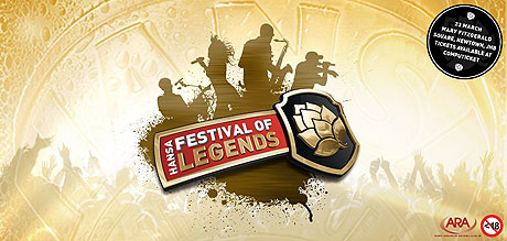 HANSA FESTIVAL OF LEGENDS