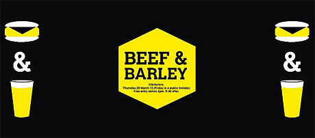 Beef & Barely