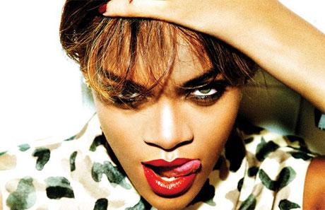 Rihanna Johannesburg
