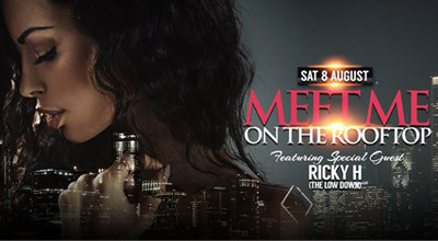 Meet Me On The Rooftop Women's Day Edition