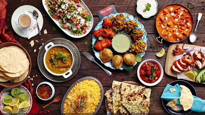 Ethnic Eateries