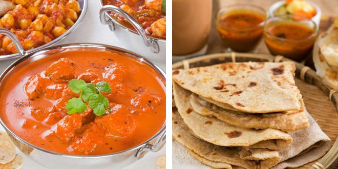 Indian Food Northgate