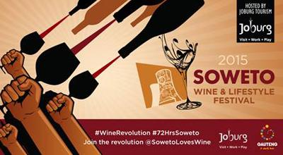 2015 Soweto Wine & Lifestyle Festival