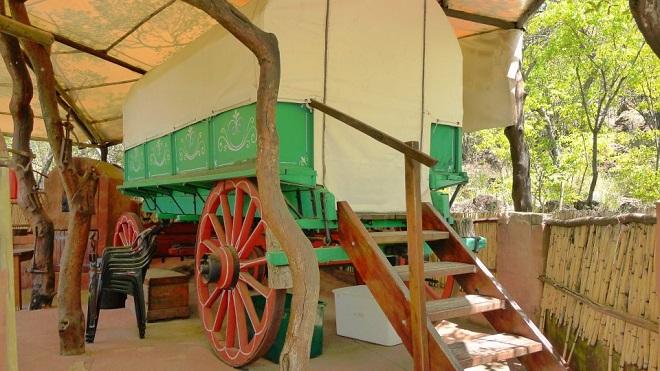 Tussen-i-Bome Guest Farm