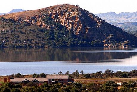 Brauahaus Dam