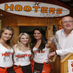 Hooters on the Buzz