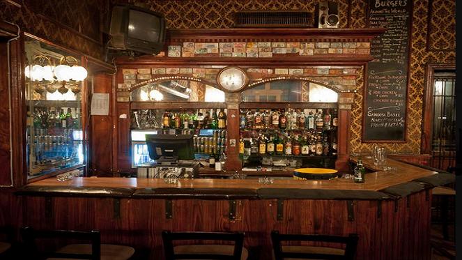 pub in Johannesburg