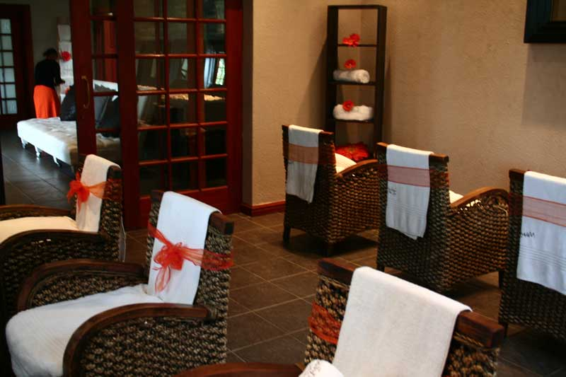 mangwanani private african day spa   joburg