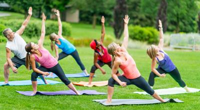 Outdoor Free Training