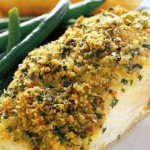 Crumbed Baked Hake Fillet
