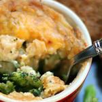 Broccoli & Ricotta Bake