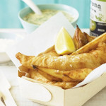 Beer Battered Fish a...