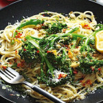 Chilli & Ginger Pasta