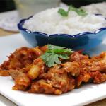 Oyster Mushroom Curry
