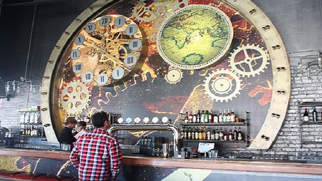 Steampunk Meets Gastro Pub in Fourways