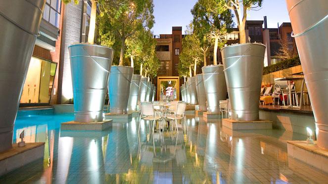 Melrose Arch Hotel Spa