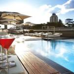 Radisson Blu Pool Deck