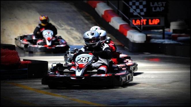 Xtreme Indoor Karting - Joburg