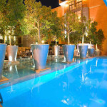African Pride Melrose Arch Hotel Pool Bar