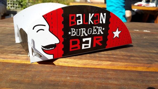 Balkan Burger - Joburg