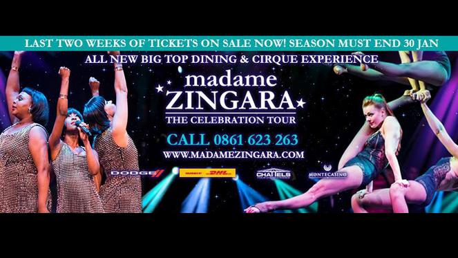 Madame Zingara: The Celebration