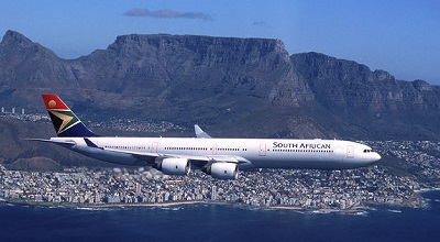 Fly In Absolute Luxury With SAA!
