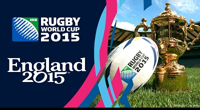 Catch The 2015 RWC On The Big Screen!