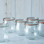 Consol Now Offers Premium Weck Preserve Jar Range!