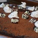 A Creepy Cake For Halloween!