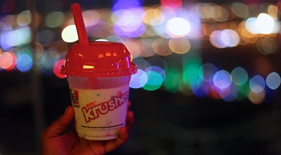 KFC Lights Up Joburg