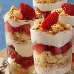 Refreshing Tiny Twinkie Strawberry Trifles!