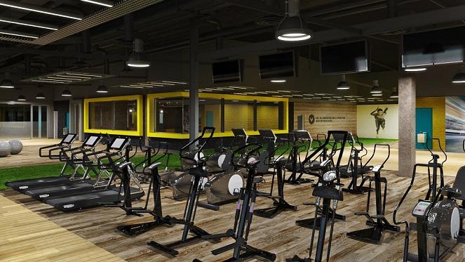 Viva gym joburg