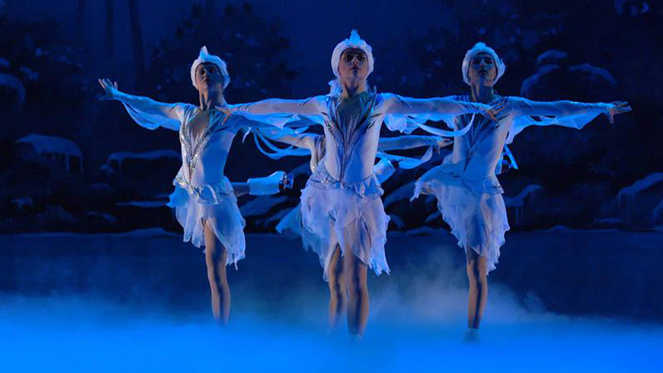 Don't Forget To Get Your Tickets For The Stunning Swan Lake On Ice!