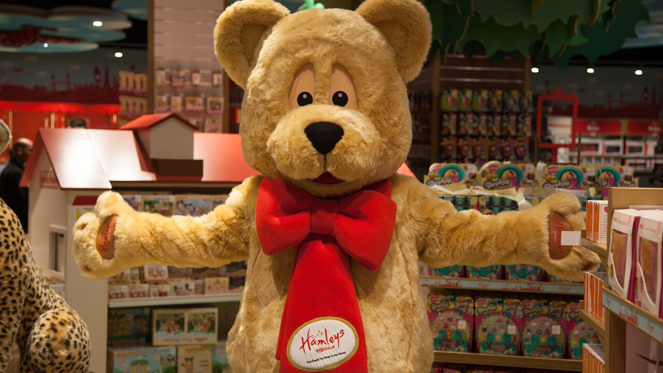 Hamleys' Magic Heads To Nelson Mandela Square!