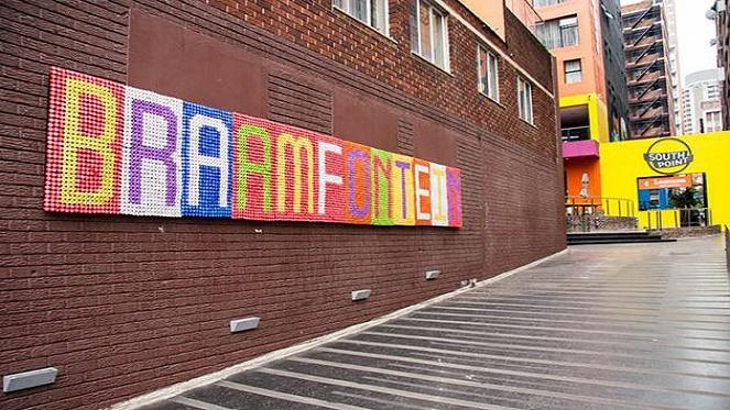 Braamfontein Art Tour