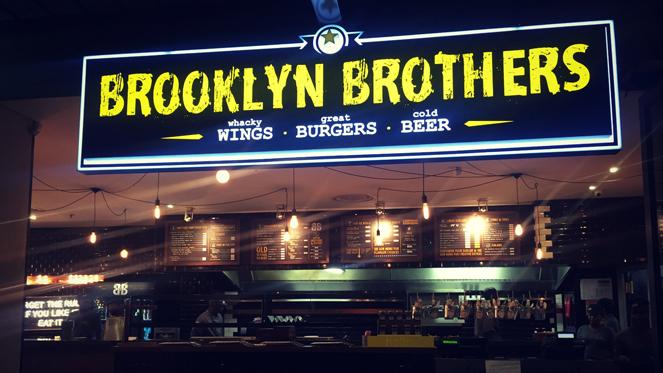 Indulge In Burgers And Milkshakes At Brooklyn Brothers