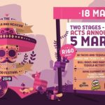 Pringle Presents The Tequila & Mexican Food Festiv...
