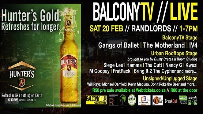 BalconyTV: LIVE