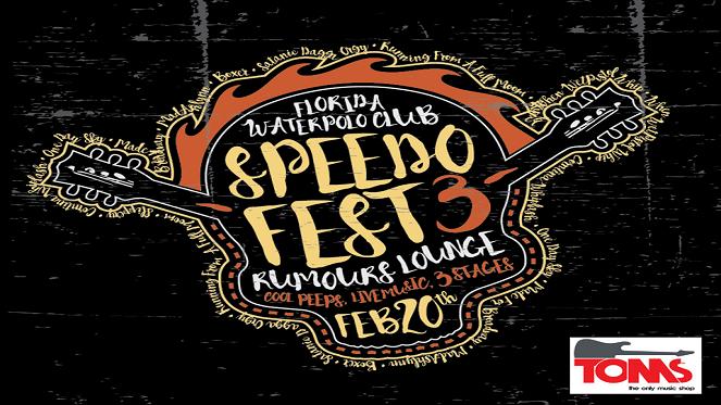 Speedofest 3