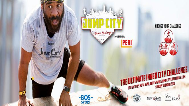 Jump City Challenge JHB