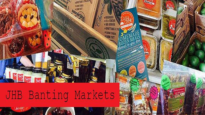 Johannesburg Banting Market