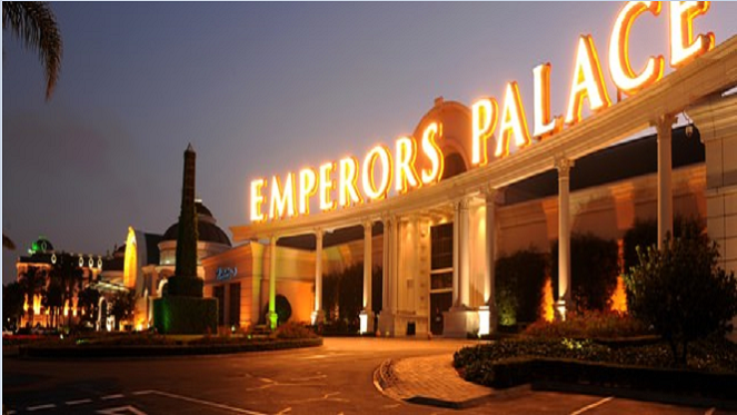 Amazing Entertainment At Emperors Palace This April!