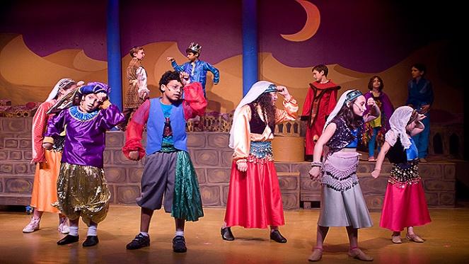 Disney's Aladdin Junior