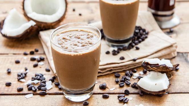 Coconut-Latte-Smoothie