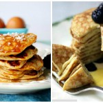 Two-Ingredient Flourless Pancakes