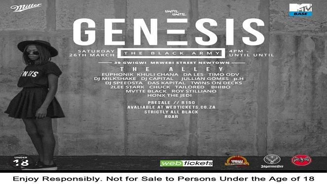 Genesis All Black