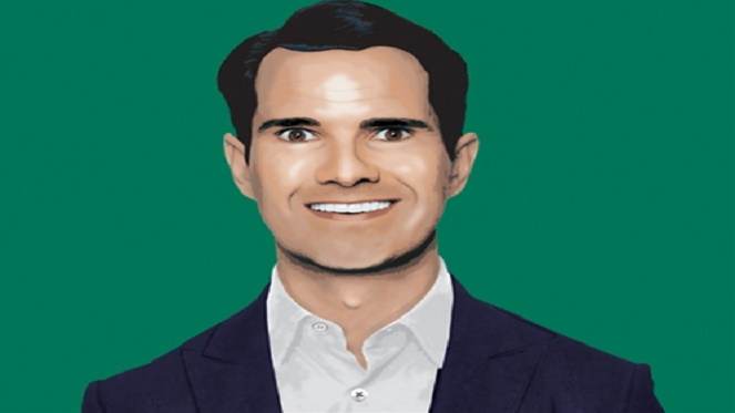 Jimmy Carr In South Africa
