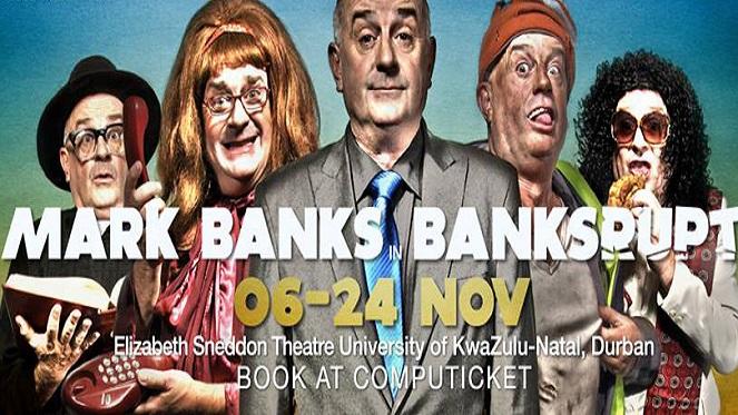 Mark Banks: Banksrupt!