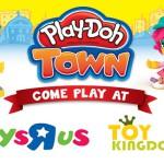 Meet The Townsfolk of Play-Doh Town